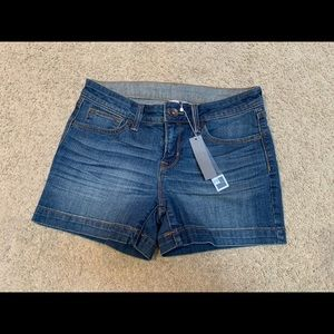 """JCP""  size 2 medium Denim shorts"